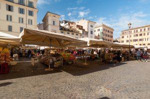 Mercati d'Italia - Wochenmärkte in Italien